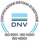 Certificat de qualité international ISO 9001: 2015